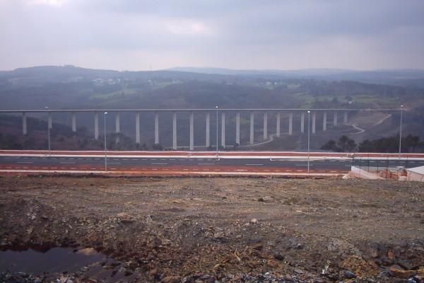 La autovía Ferrol-Vilalba también está siendo evaluada